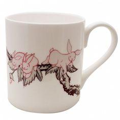 Bunny Blossom Duchess 10oz Mug