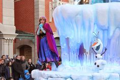 Disneyland Paris Resort / Disney / Frozen / Photography / Fotografía