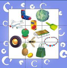 Cactus Plants, Alphabet, Kindergarten, Puzzle, Activities, Education, Plays, Speech Language Therapy, Graphic Design