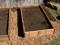 Great video by Paul James on building raised garden beds, including the soil amendments that gardener should use.