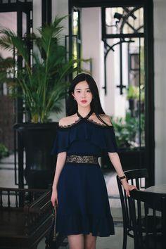 milkcocoa Korean Fashion Trends, Korean Street Fashion, Korea Fashion, Asian Fashion, Classy Outfits, Girl Outfits, Cute Outfits, Korean Dress, Korean Outfits