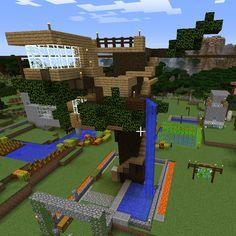 Inteligencias Múltiples y Minecraft   Minecraft - Possible Land