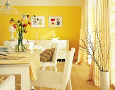 Cele mai frumoase interioare amenajate în galben [ I ] Jurnal de design interior