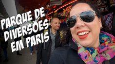Paris 10 -  Parque de Diversões - FOIRE DU TRÔNE