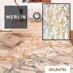 Baharın en güzel günleri yaklaşırken Merlin evinizin gözdesi olsun. www.atlantikhali.com
