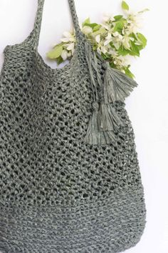 """How To Crochet A Market Tote """"Palmetto Tote Sample"""" – Mama In A SewHow To Crochet A Market Tote """"Palmetto Tote Pattern""""…Brown tote bag / Crochet bag / Crochet tote bag /…Crochet market bag, farmers market tote, crochet… Free Crochet Bag, Crochet Market Bag, Crochet Shell Stitch, Crochet Tote, Crochet Handbags, Crochet Purses, Crochet Summer, Knitting Terms, Free Knitting"""