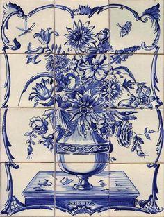 Decorative Spanish Tiles Mesmerizing Gazebosk  Tile Mural  Tile Murals  Pinterest Review