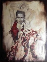 Carmen Amaya.