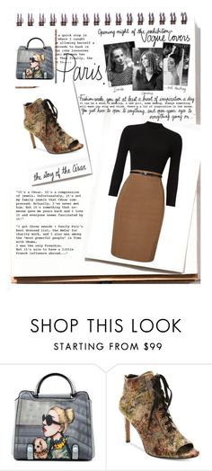 """""""Art in fashion"""" by uniquehip ❤ liked on Polyvore featuring Garance Doré, Nanette Lepore and Phase Eight"""