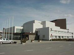 Seinäjoen kaupunki - Kaupunginteatteri, suunnittelija Alvar Aalto