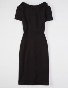 Betty Ottoman Dress WH773 Work at Boden