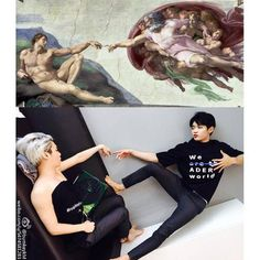 SHINee's Jonghyun gets his revenge on Key and Minho with hilarious and embarrassing photos | allkpop