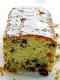 Polish Recipes, Cake Cookies, Bon Appetit, Banana Bread, Cake Recipes, Good Food, Food And Drink, Birthday Cake, Diet
