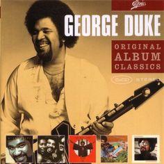 George Duke - Original Album Classics [5CD Box Set] 2010