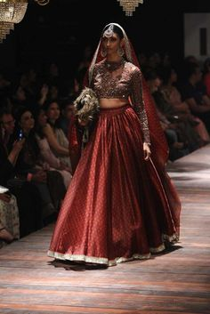 We chose Sabyasachi & Payal Singhal's Winter 2016 Collections best bridal lehengas, anarkalis for your Indian wedding looks