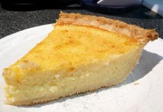 Buttermilk Pie Simple Buttermilk Pie: Four ingredients + a pre-made shell-- doesn't get easier than that!Simple Buttermilk Pie: Four ingredients + a pre-made shell-- doesn't get easier than that! Buttermilk Pie, Buttermilk Recipes, Pie Recipes, Sweet Recipes, Dessert Recipes, Drink Recipes, Easy Recipes, Easy Desserts, Delicious Desserts
