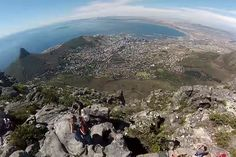 WATCH THIS CAPE TOWN DRONE VIDEO