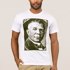 BOOKER T WASHINGTON T-Shirt - tap to personalize and get yours