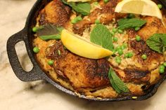 Chicken & Coconut Paella