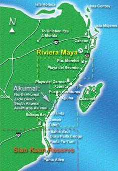 El Blog Gastronómico de MUCHOCASTRO.COM: Riviera Maya (Mexico): Opiniones y consejos