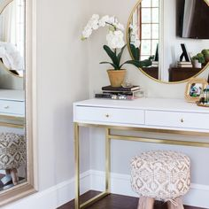 Recreate this mini office nook with budget-friendly alternatives. #ShopStyleCollective #MyShopStyle #ssCollective #getthelook