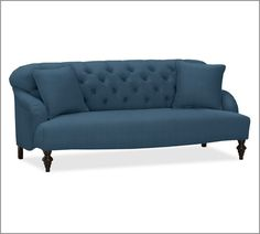 Cameron Upholstered Sofa | Pottery Barn | New Project | Pinterest