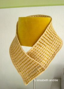 shawl inspired-by-marc-jacobs - elisabeth andree