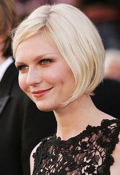 Great hair - Kirsten Dunst 2008 Academy Awards