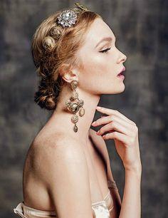 duchessdior:  Harper's Bazaar Romania March 2014