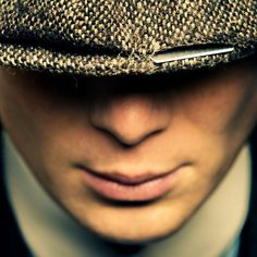 Razor peak. Peaky Blinders. Tommy Shelby.