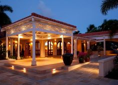 Sea Breeze Amazing Caribbean Rental Villa At Jumby Bay Featuring Exceptional Panoramas
