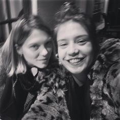 """"""" @adeleexarchopoulos: My girl """""""