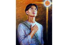 St. Pedro Calungsod was murdered while on a mission in the Mariana Islands