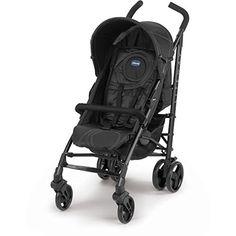 Chicco Lite Way - Silla de paseo, color negro
