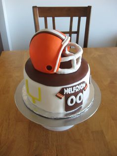 cleveland browns cakes images - Google Search