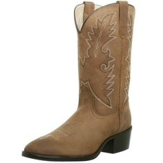 Dan Post Big Kid Dusty Boot Dan Post. $69.94. Cushion insole. Round toe, cowboy heel. Manmade sole. Cement construction. Long wearing PVC outsole. leather