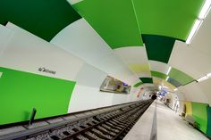 Мюнхенское метро