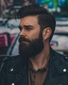 Awesome beards, great beards, guys with beards, haircuts for men, mens hairstyles Great Beards, Awesome Beards, Guys With Beards, Beard Styles For Men, Hair And Beard Styles, Beard Haircut, Classy Hairstyles, Men's Hairstyles, Style Masculin