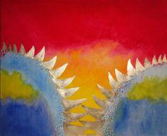 """Dorsali"", acrilyc painting, 2010"
