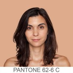 Human Pantone project by Angelica Dass. Brilliant!