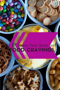Your brain might be setting your diet up for failure if you're experiencing cravings.