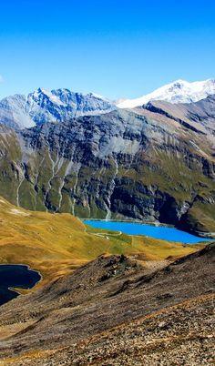Das coisas mais bonitas que os meus olhos já viram...os Alpes Suiços!! De cortar a respiração...