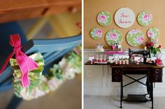 Girls Party Ideas 24