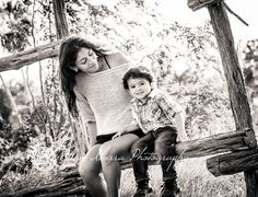mother and son black and white natural light portraiture Ellen Ibarra Photography