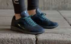 Men's Nike x Undercover Gyakusou Lunarspider LT+ 3 Monsoon Blue Midnight Turquoise Sneakers : G47w42