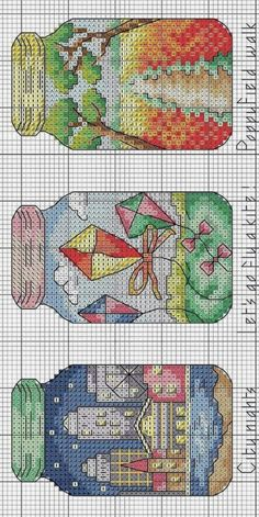 Excellent Free Cross Stitch geometric Concepts These are lovely cross stitch patterns on graph paper. Cross Stitch Kitchen, Just Cross Stitch, Cross Stitch Borders, Cross Stitch Samplers, Cross Stitch Designs, Cross Stitching, Cross Stitch Embroidery, Embroidery Patterns, Cross Stitch Patterns