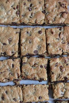 Best Ever Blondies! Using white chocolate chips plus semisweet chocolate chips gives these blondies a rich, full flavor.