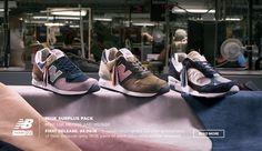 New Balance MiUK Surplus Pack