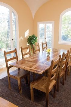 Natural Rustic Furniture on HauteLook