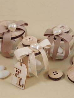 Idee bomboniere matrimonio shabby chic. Bomboniere originali e creative fai da te. Idee Online shopguerrini.com